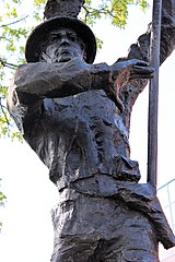 Monument Koninklijke Nederlandse Brigade Prinses Irene