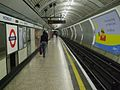 Moorgate station Northern southbound look north.JPG