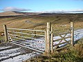 Moorland gates - geograph.org.uk - 1115532.jpg