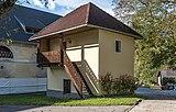 Moosburg Windischbach 1 Wurmhof Mauerspeicher SO-Ansicht 02102018 4855.jpg