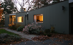 Six Moon Hill - Six Moon Hill house, designed by Richard Morehouse