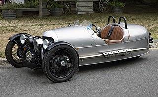 Morgan 3-Wheeler Motor vehicle