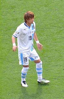Kentaro Moriya Japanese footballer
