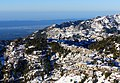 Morning Snow on Landour Bazar (14644633299).jpg
