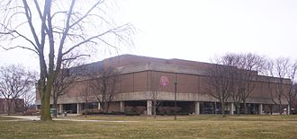 Ohio State University, Marion Campus - Morrill Hall