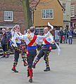 Morris dancers, York (26059176833).jpg