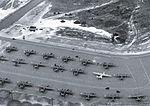 Morrison Field - B-24 Liberators Awaiting Transit.jpg