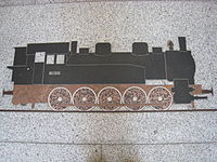 Mosaic Arnstadt central station.JPG