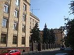 Moskova, Julius Fucik sokak 12 14, Çek republic.jpg büyükelçiliği
