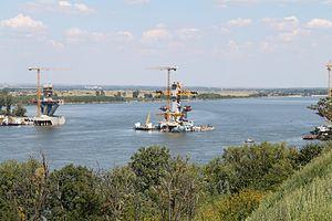Vidin - Danube Bridge II at Vidin