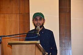 Mostofa Sarwar Farooki during Wikipedia 15 in Bangladesh (52).jpg