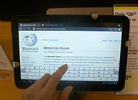 Image illustrative de l'article Motorola Xoom