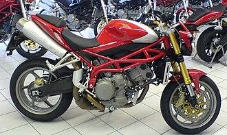 Moto Morini - Moto Morini Corsaro 1200