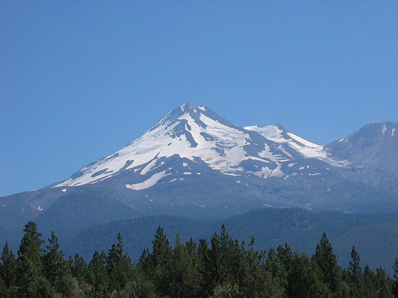 File:Mount Shasta 1.jpg