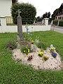 Moussey (Moselle) croix de chemin A.jpg