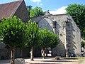 Moutier-d'Ahun - église de l'Assomption, portail (03).jpg