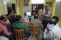 Mrinal Kumar Bandyopadhyay Speakes - Opening Ceremony - PAD 3rd Free Short Term Course on Photoshop - Kolkata 2016-02-06 0937.JPG