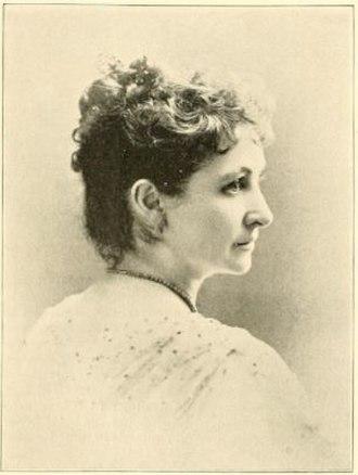 Julius C. Burrows - Mrs Julius C. Burrows