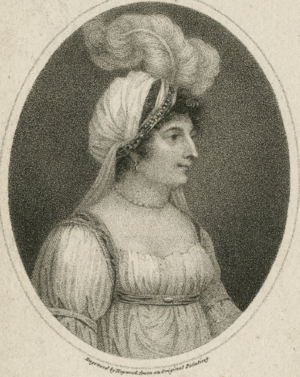 Elizabeth Billington - by James Hopwood, 1801