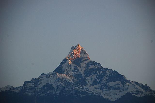 Mt. Macchapucchere, Nepal