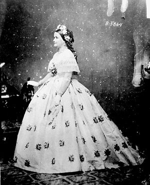 Lexington, Kentucky, in the American Civil War - Mary Todd Lincoln