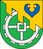 Coat of arms of the municipality of Mucheln