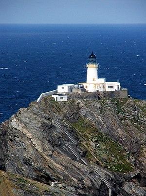 Muckle Flugga - Muckle Flugga Lighthouse