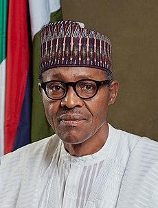 Muhammadu Buhari, Presidente da República Federal da Nigéria (cropped3) .jpg