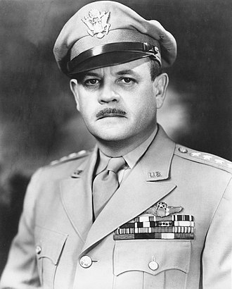 Vice Chief of Staff of the United States Air Force - Image: Muir S Fairchild