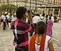 Mumbai couple using phone November 2011 -7-4.jpg
