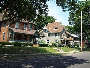 Muncy Historic District - Muncy Historic District, July 2011