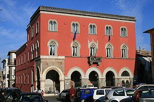 Campagnano di Roma - Town Hall.