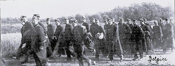 Munsterlager – Erster Weltkrieg – Gefangene – Belgier.jpg