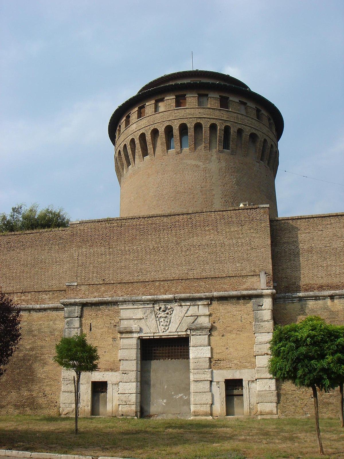City Of South Gate >> Porta Pertusa - Wikipedia