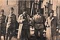 Mustafa Kemal Paşa Trakya'daki istasyonlardan birinde.jpg