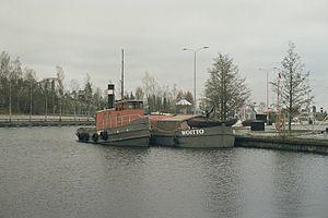 Mustalahti harbour in Tampere Nov2011 001.jpg