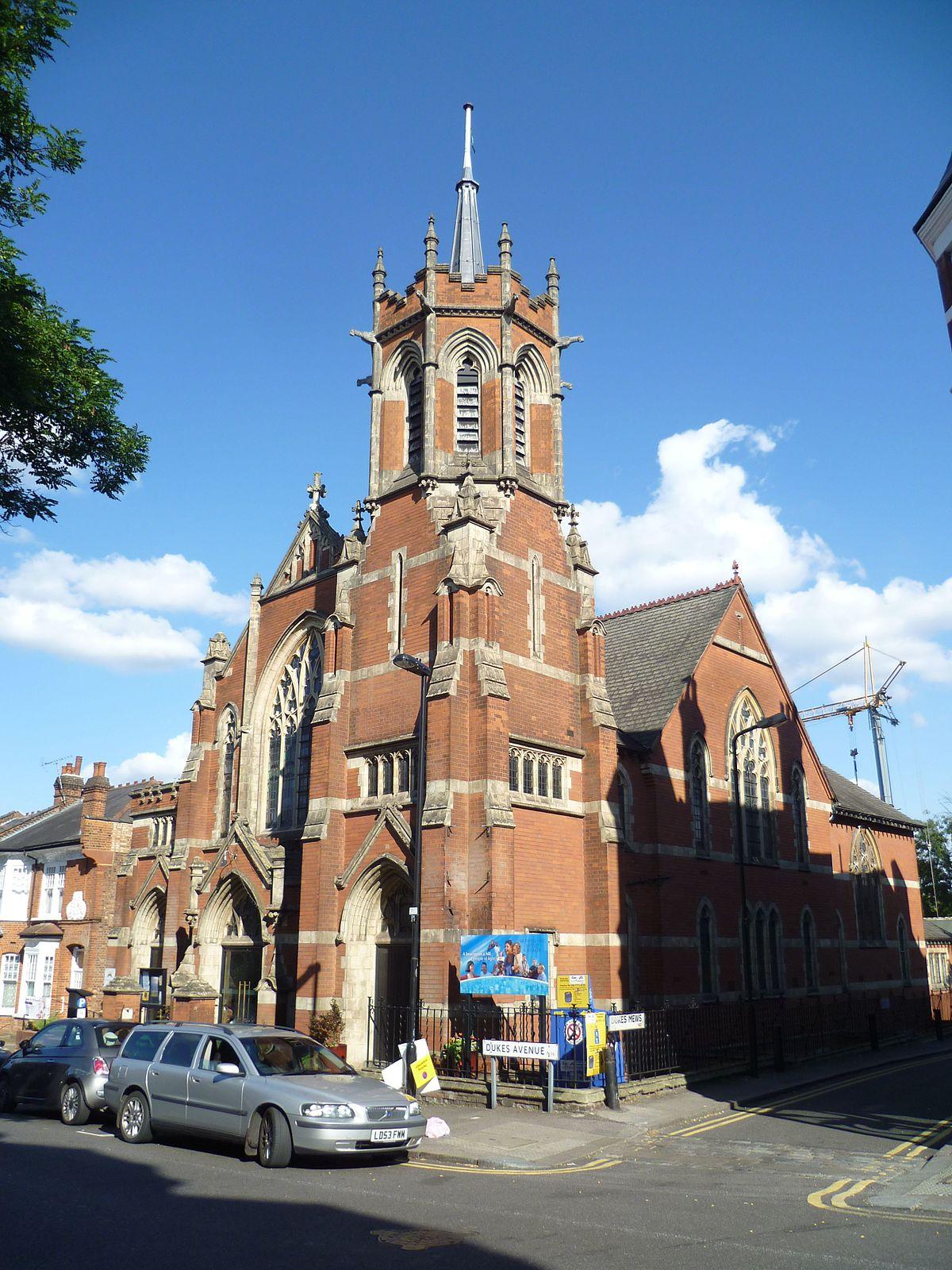 Muswell Hill Baptist Church Soup Kitchen