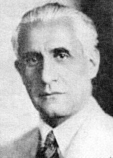 Muzahim al-Pachachi Iraqi politician
