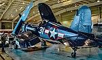 N46RL 1945 Goodyear FG-1D Corsair s n 92508 (44024153055).jpg