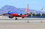 N735SA Southwest Airlines 1999 Boeing 737-7H4 C-N 27867 (9905052446).jpg