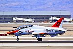 "NAVY Training Air Wing Two (TW-2) 318 - 167096 McDonnell Douglas T-45C Goshawk (LCDR ""Walleye"" Pedrotty) (5870085321).jpg"