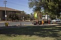 NBN Co fibre optic cable being laid in Tarcutta St in Wagga (1).jpg