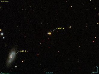 NGC 8 - NGC 008 SDSS