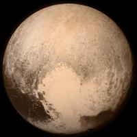 nasa images of pluto - HD1095×1095