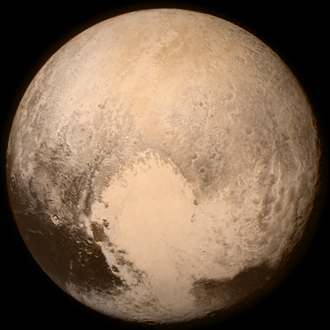 2015 in spaceflight - The New Horizons spacecraft conducted the first flyby of Pluto in July 2015.