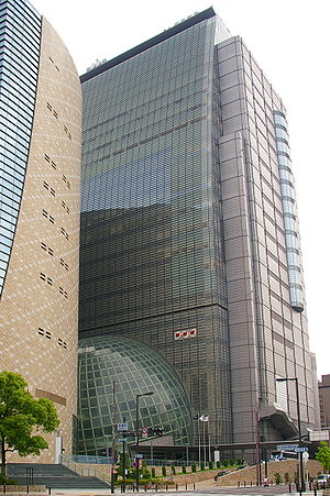 NHK Osaka Broadcasting Station Bldg 20060604-001