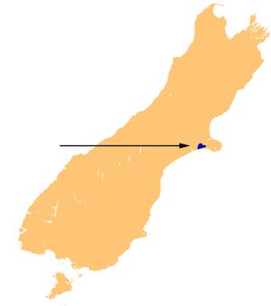 Lake Ellesmere / Te Waihora - Lake Ellesmere, South Island, New Zealand