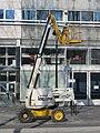 Nacelle élévatrice articulée Haulotte HA 18 PX.jpg