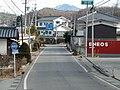 Nagano pref road 480 in Matsubara.JPG