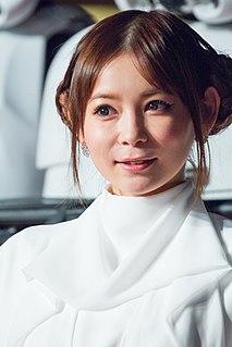 Shoko Nakagawa Japanese singer, voice actress, and illustrator